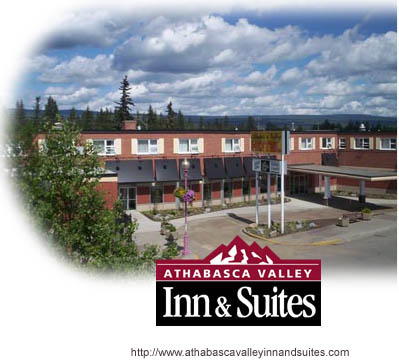Athabasca Valley Inn and Suites - Hinton Alberta Canada
